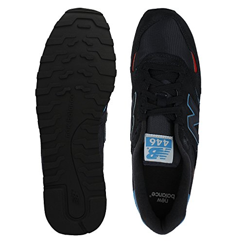 U446not Marine New Balance Herren Rot Sneaker q77EIwSxz