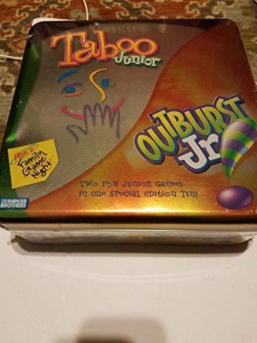 Taboo Junior and Outburst Junior! In Tin [並行輸入品] B07SFCLG16