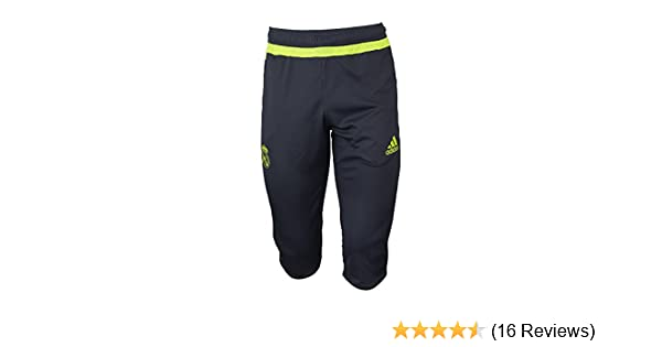 5de691ca6531 Amazon.com   adidas Real Madrid Three-Quarter 3 4 Training Pants   Clothing