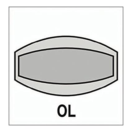 HOPPE Langschild-Garnitur Cervina Messing poliert M191//322-842131