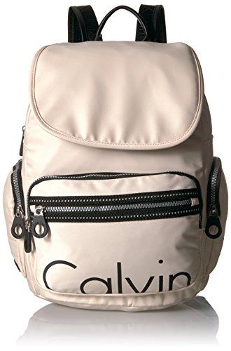 Calvin Athliesure Bianco Klein In Nylon Zaino nero Molte Kleinh7ake6pa Donna Tasche Con OTrWvqOE