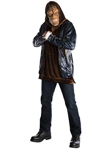Rubie's Costume Co Suicide Squad Deluxe Killer Croc Costume, Multi, Standard ()