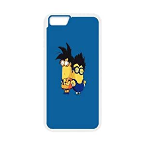 Printed Phone Case Dragonball Z For iPhone 6 Plus 5.5 Inch Q5A2113053