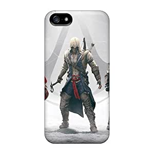 Forever Collectibles Assassin's Creed Trilogy Hard Snap-on Iphone 5/5s Cases