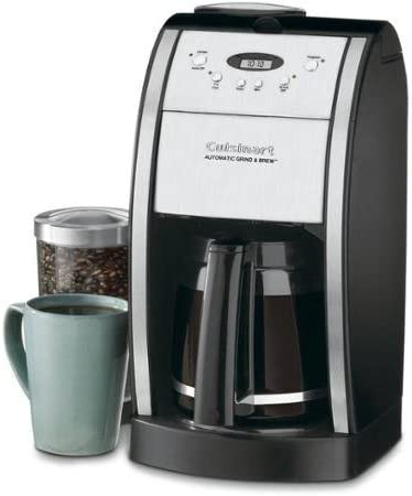 Cuisinart Grind Brew 12-Cup Automatic Coffeemaker