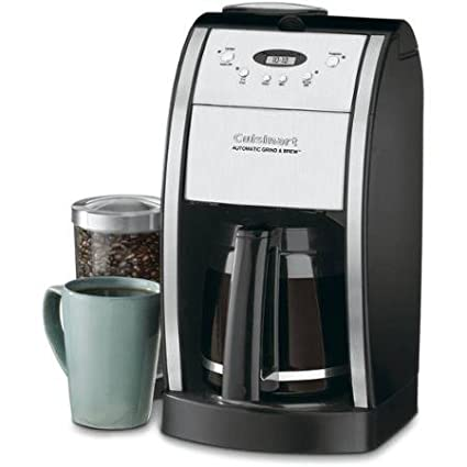 .com: cuisinart grind & brew 12-cup automatic coffeemaker ...