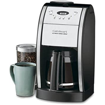 Amazon.com: Cuisinart Grind & Brew 12-cup Cafetera ...