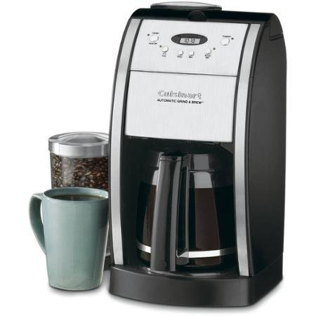 Cuisinart Grind and Brew Coffeemaker (Cuisinart Commercial Coffee Maker)
