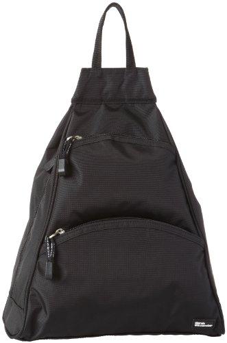 Derek Alexander Small Teardrop Bike Pack, Black/Black, One Size