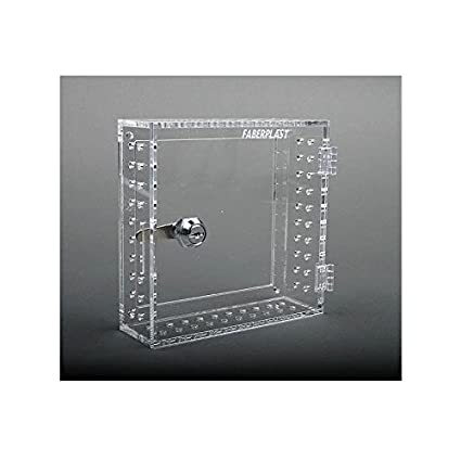 Caja METACRILATO seguridad termostato PEQUEÑO
