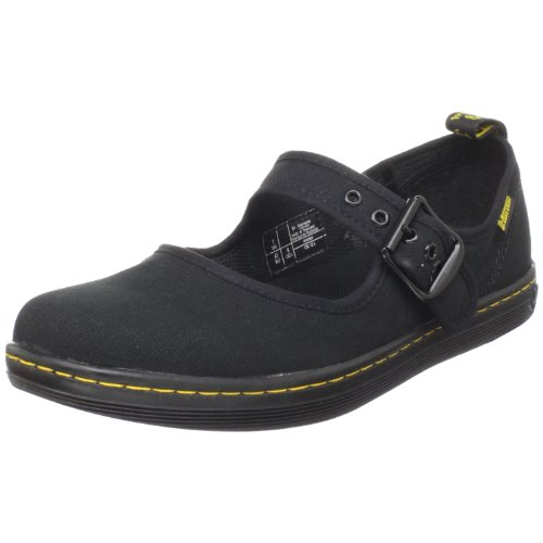 Dr. Martens Womens Carnaby Mary Jane Nero