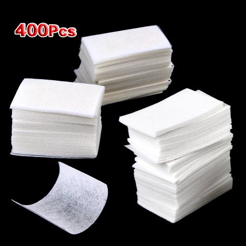 AKORD Cotton Arcylic Soft Nail Polish Remover Wipes BE-5