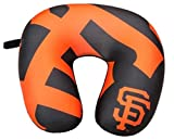 MLB San Francisco Giants Impact Neck Pillow, Black