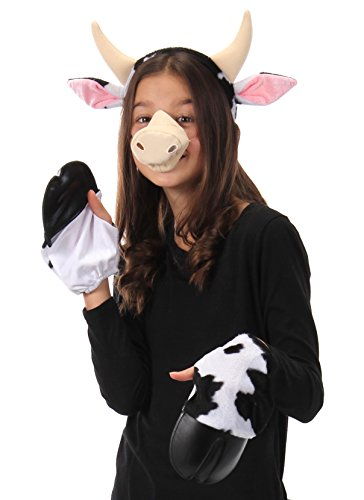 elope Cow Costume Front Hooves -