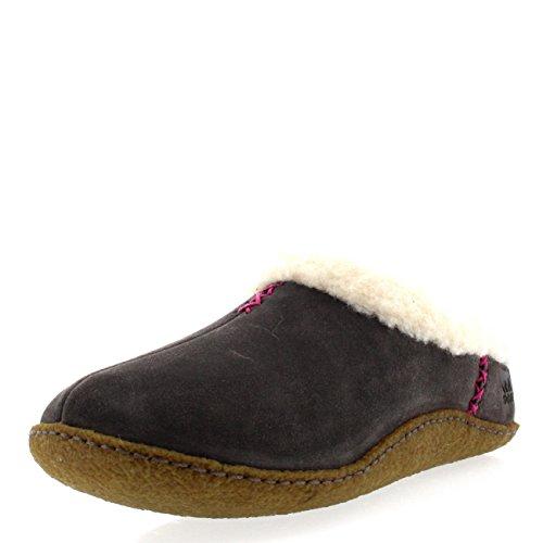 Sorel Schiefer Pantoffeln NL1474 Damen Nakiska IvrIxq8