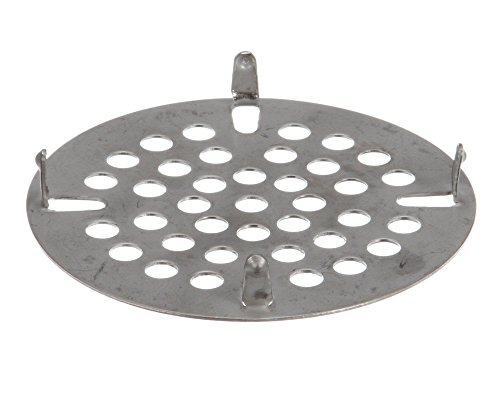 Component Hardware D10-X014 Flat Strainer, Stainless Steel by Component Hardware
