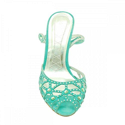Suede Mujer Zapatos Con Aqua Magrit Tacón xaB0UTwq