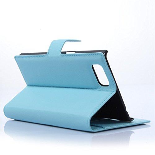 Funda Lenovo VIBE Z2 Pro,Manyip Caja del teléfono del cuero,Protector de Pantalla de Slim Case Estilo Billetera con Ranuras para Tarjetas, Soporte Plegable, Cierre Magnético I