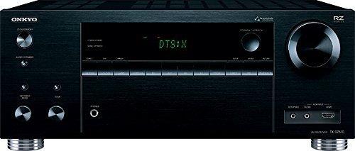 Best of Onkyo TX-RZ610 7.2 Channel Network A/V Receiver + Klipsch HDT-600 Home Theater System Bundle