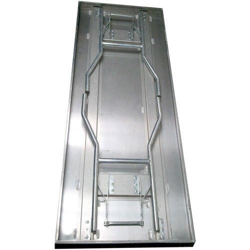 Pit Pal 154 Aluminum Work Table Medium