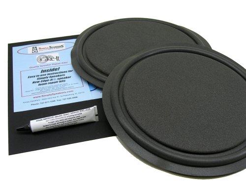 Speaker Passive Radiator Replacement Kit, 12'' Speakers, PASK-12 by Simply Speakers