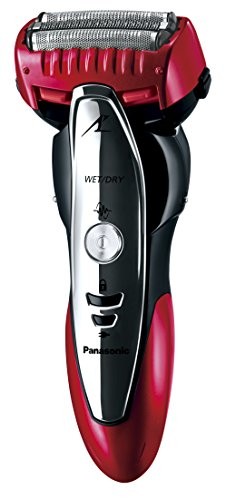 Panasonic Ram dash Men's Shaver 3-bladed Red ES-ST39-R From import JPN