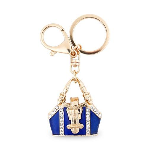 Diamond Shape Keychain - 7