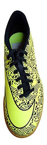 Chaussures Homme Football Nike black volt Volt Noir Bravata Ic Pour De Vert EEKYfq