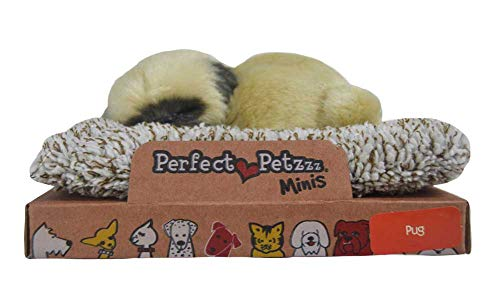 Perfect Petzzz Mini Baby Pug Puppy Dog (Best Toys For Pug Puppies)