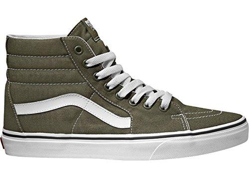 Hi canvas Leaf Vans Sk8 UA Sneakers Herren Grape Grün Hohe CCfqZAtw