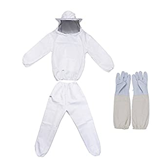 reamtop apicultor profesional traje (chaqueta, pantalones ...