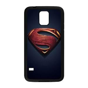 Hombre de acero Logo GF10UK0 funda Samsung Galaxy S5 teléfono celular caso funda Q1QD3R6YY