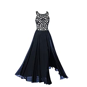 3fce1eb84e49 Adorona Spandex Natural Straps A-Line Long Formal Dresses For Women Evening  Cocktail Dress