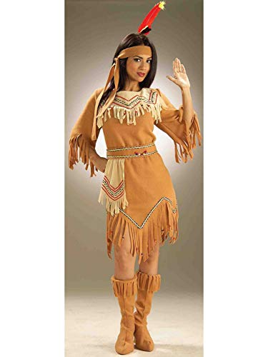 with Pocahontas Costumes design