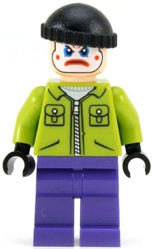 (Lego Batman Joker Henchman Minifigure (2012))