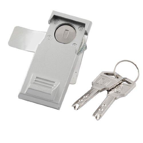 Cabinet Door Cupboard Drawer 21.5mm Thread Cam Lock w 2 Keys