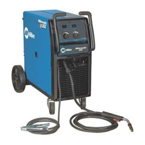 Miller Electric, 907321, MIG Welder, Wheeled, 208/230VAC