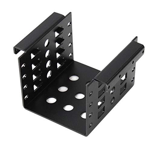 Lastnight SSD Tray 2.5 inch to 3.5 inch SSD/HDD Adapter Bracket Hard Drive Holder Rack ()