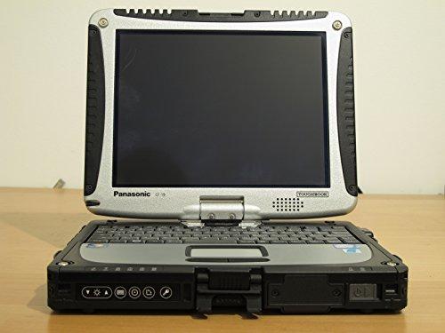 Panasonic Toughbook CF-19 CF19 CF 19Touchscreen Core 2 Duo U7500 1.06 Ghz Centrino Duo 4 Gb Ram Memory, 320 Gb HDD Harddrive, Windows 7