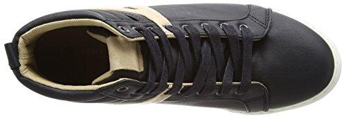New Look Skate High Top, Zapatillas Altas para Hombre Black (Black)