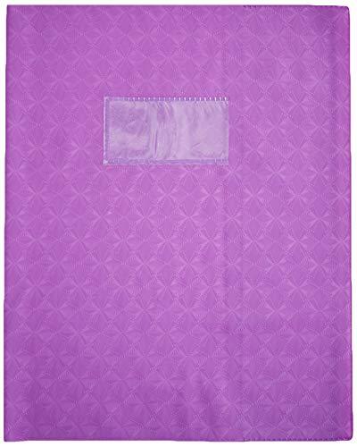 "Clairefontaine 17 x 22 cm""Calligraphe"" PVC ejercicio libro pantalla, color Lilac"