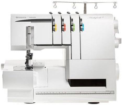 Husqvarna 4250229858784 - Maquina remalladora y recubridora ...