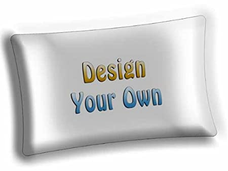 Design Your Own Pillowcase Adorable Design Your Own Custom Personalised Pillowcase Amazoncouk