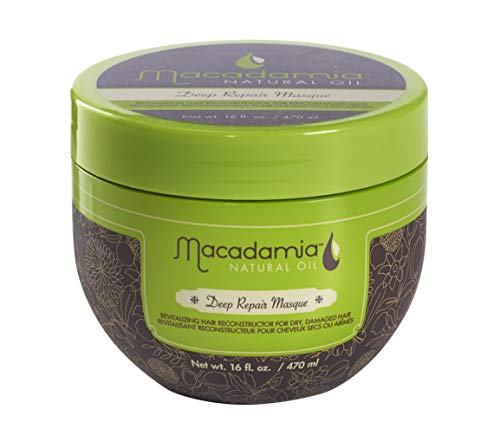 Macadamia Natural Oil Deep Repair Masque, 16 FL OZ (The Best Deep Conditioner For Natural Hair)