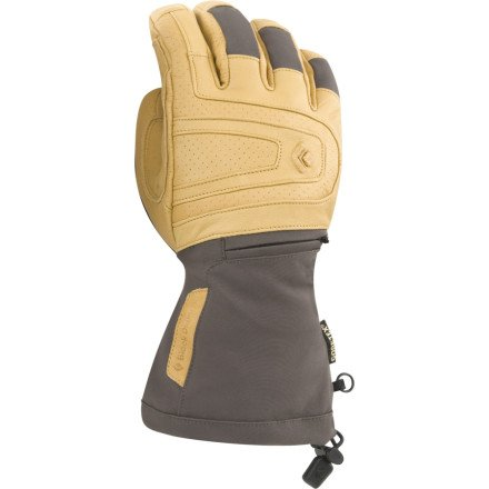 (Black Diamond Virago Glove - Men's Natural XS)