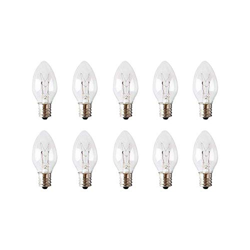 Collectibles 6 Vintage Mazda 25watt Frosted White Round Light Bulbs 100% High Quality Materials