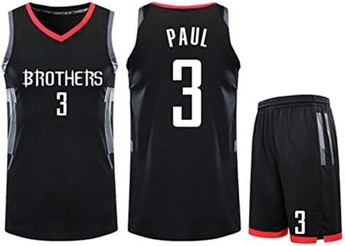 finest selection 7c21f 57870 3#Chris Paul Houston Rockets NBA Basketball Jersey Set ...