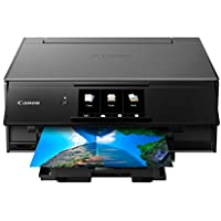 Canon TS9120 Wireless All-In-One Printer with Scanner and...