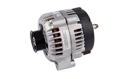 ACDelco 334-2491A Professional Alternator, Remanufactured
