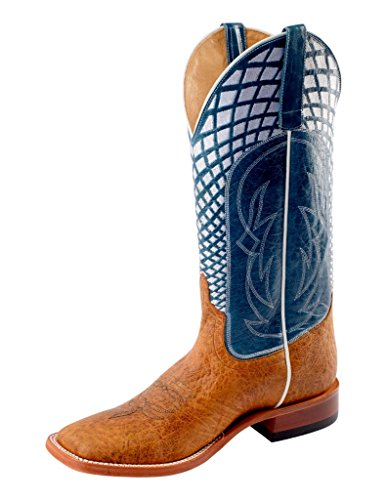 Horse Power Western Boots Mens Worksole 13 D Jeremiah Bullfrog HP1779 (Bullfrog Shoes compare prices)